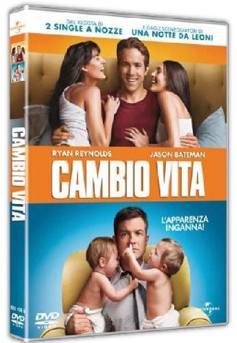 Cambio vita change up cover dvd