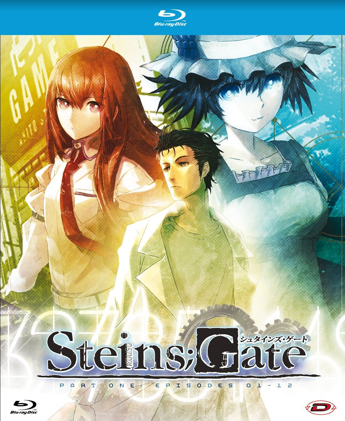 steins gate 1 blu-ray