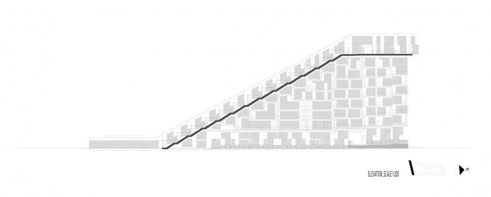 Vivienda Colectiva: 8 House - BIG