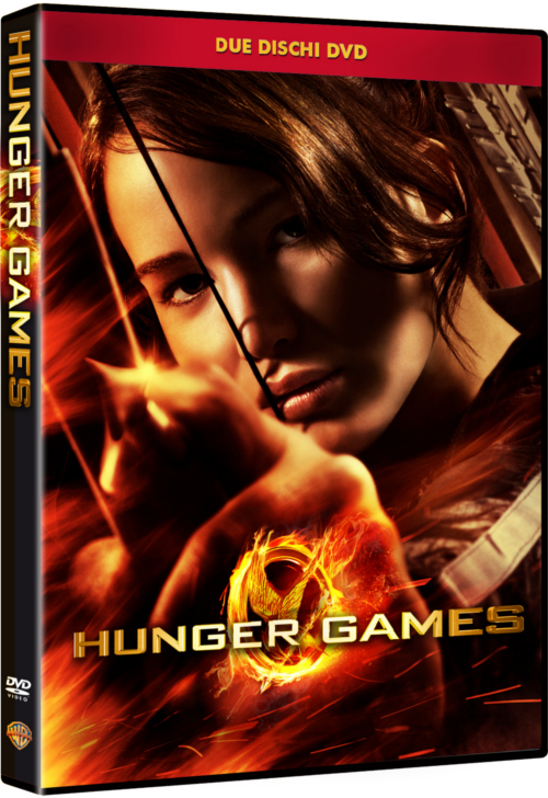 Hunger games 2 dvd cover