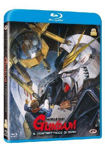 Gundam contrattacco di Char Blu-Ray dynit