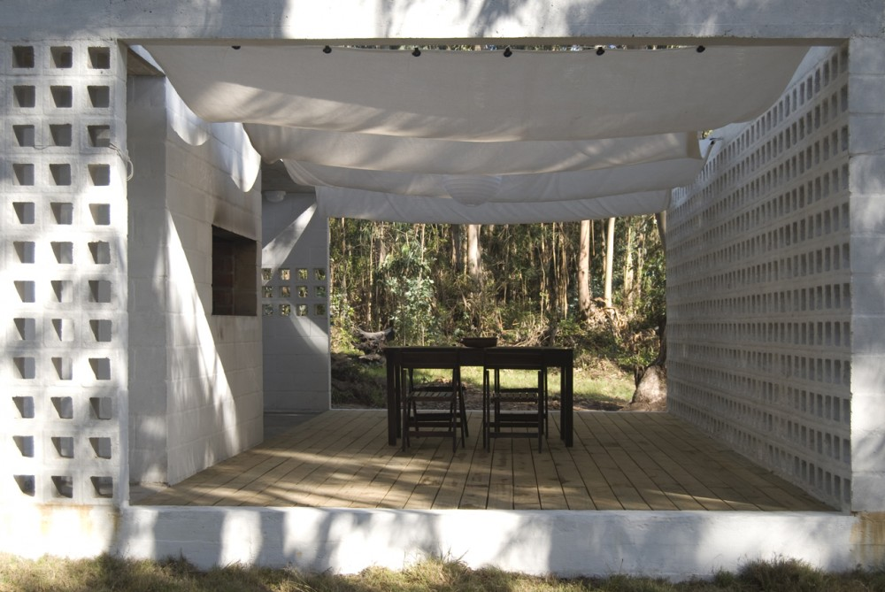 Casa de Bloques La Pedrera - G + Gualano Arquitectos