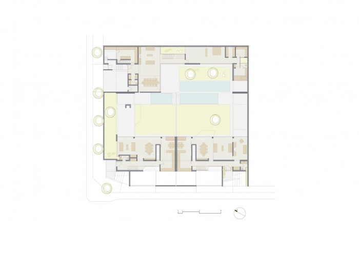 Casas 3G - Barclay & Crousse Architecture