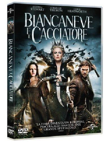 Biancaneve e il cacciatore dvd