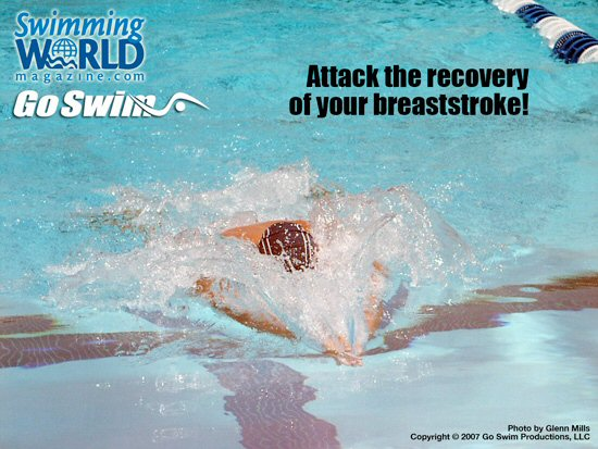 Breaststroke: Attack The Recovery