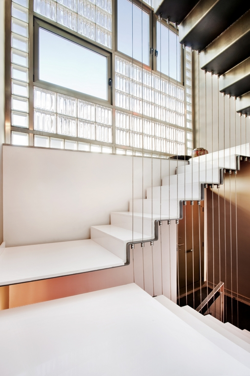 Diseño de escaleras #89