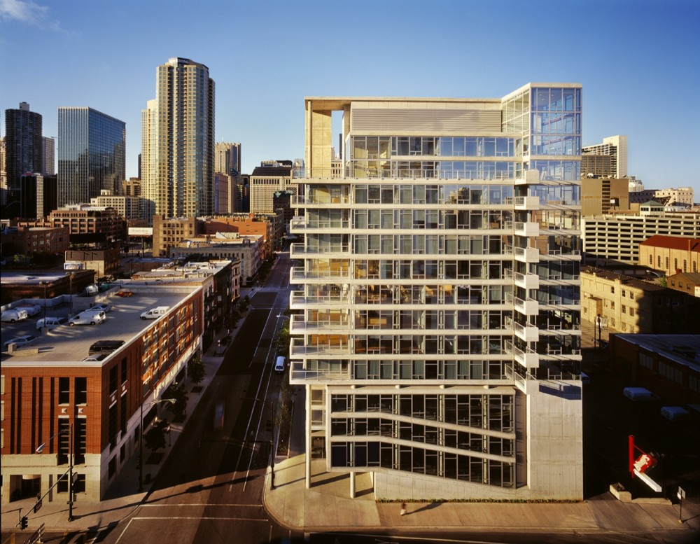 Contemporaine - Perkins + Will
