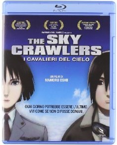 Sky crawlers blu-ray limited edition 2 dvd