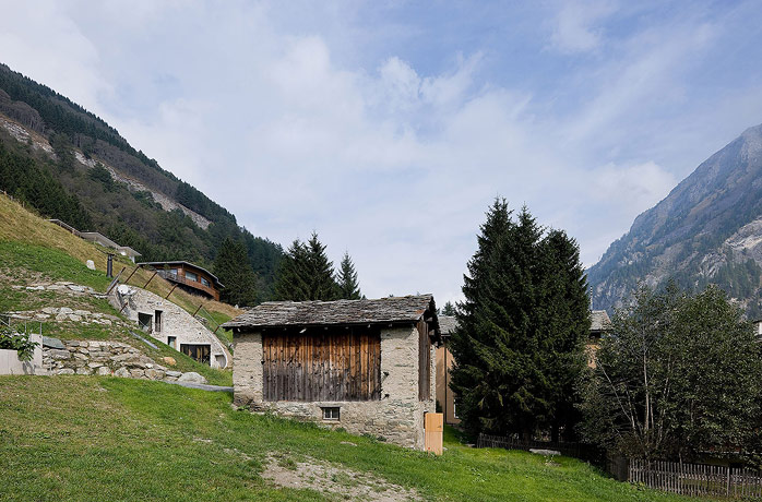 Villa Vals, SeARCH & CMA