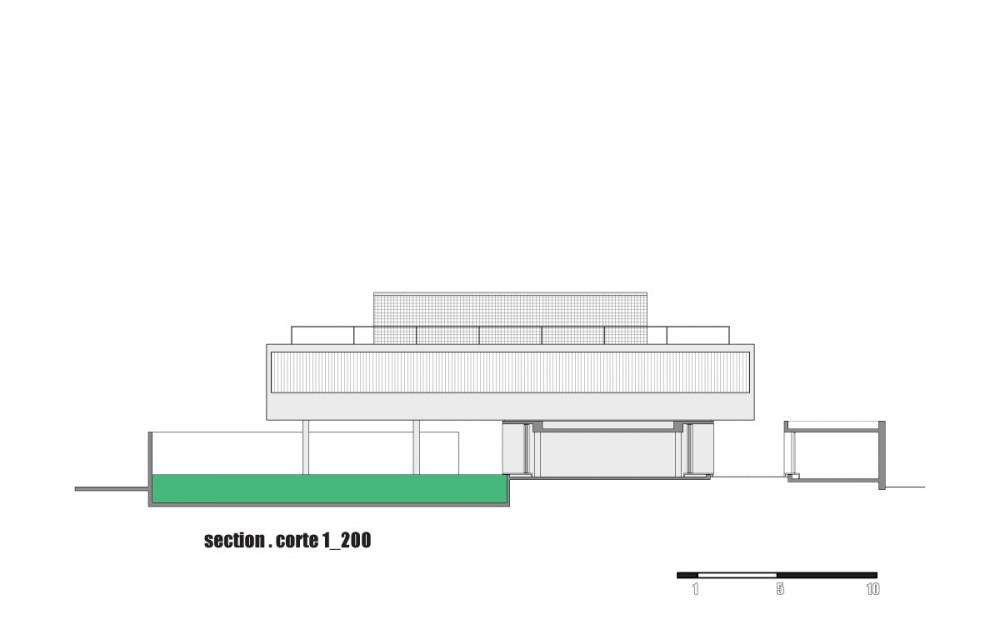 Casa 6 - Marcio Kogan, Arquitectura, diseño, casas