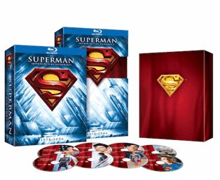 Superman anthology blu-ray warner