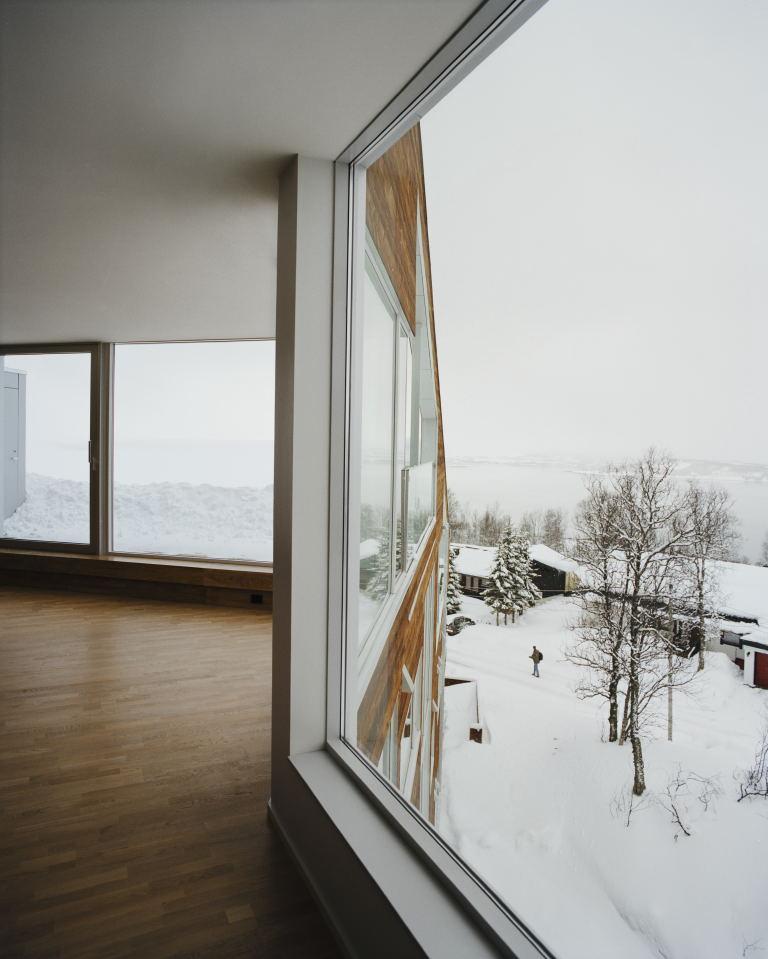 Brinken Terrace, 70°N arkitectur, Arquitectura, diseño