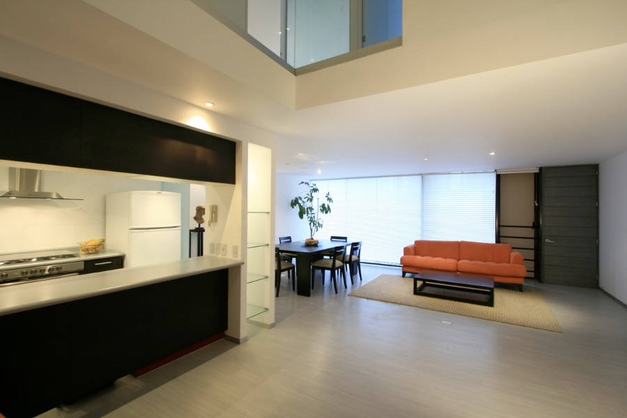 Monte Elbruz Building - Garduño Arquitectos, Housing, Architecture, Design, Concrete, Interiors