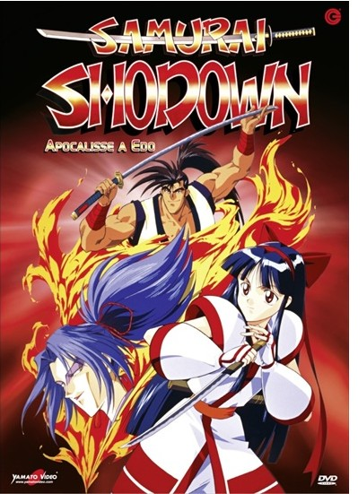 Samurai Shodown Art of Fighting Dvd Yamato