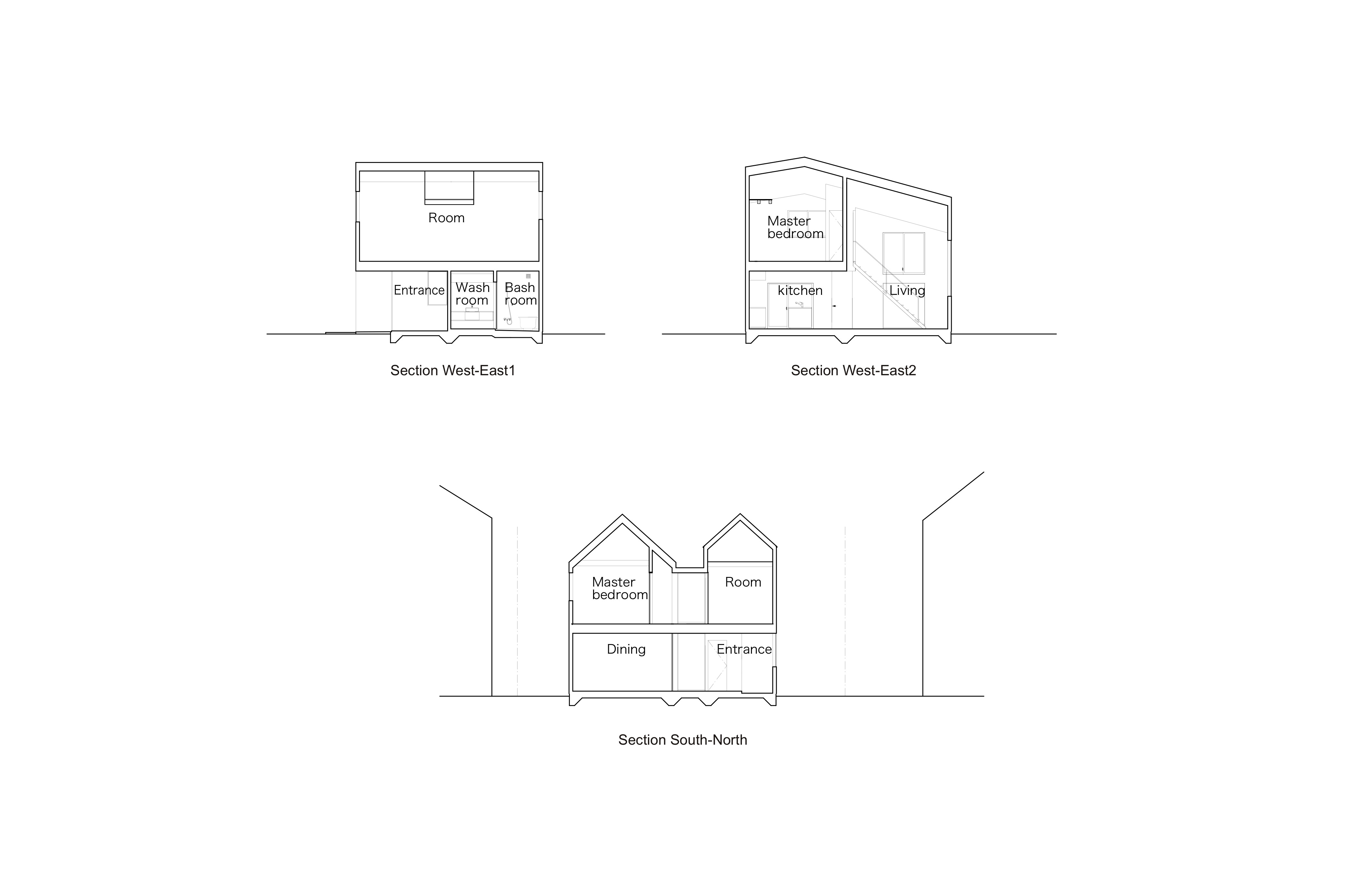 Casa Doble - Architect Associates Tonoma, arquitectura, casas