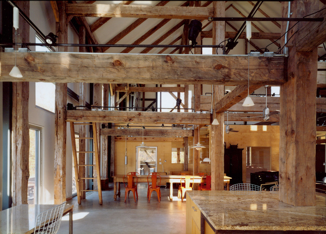Pole Barn Homes Interior Design
