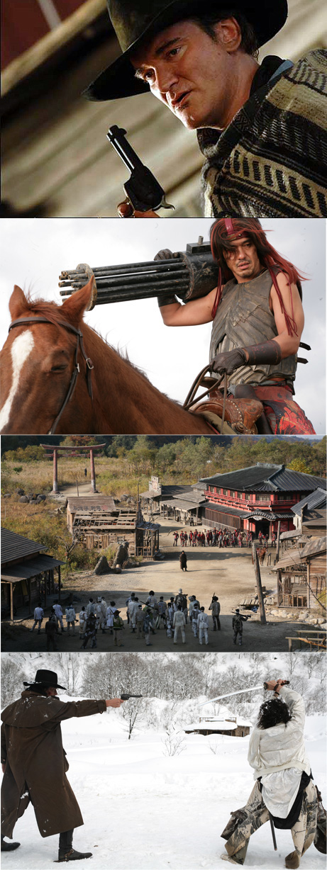 sukiyaski western django screenshot