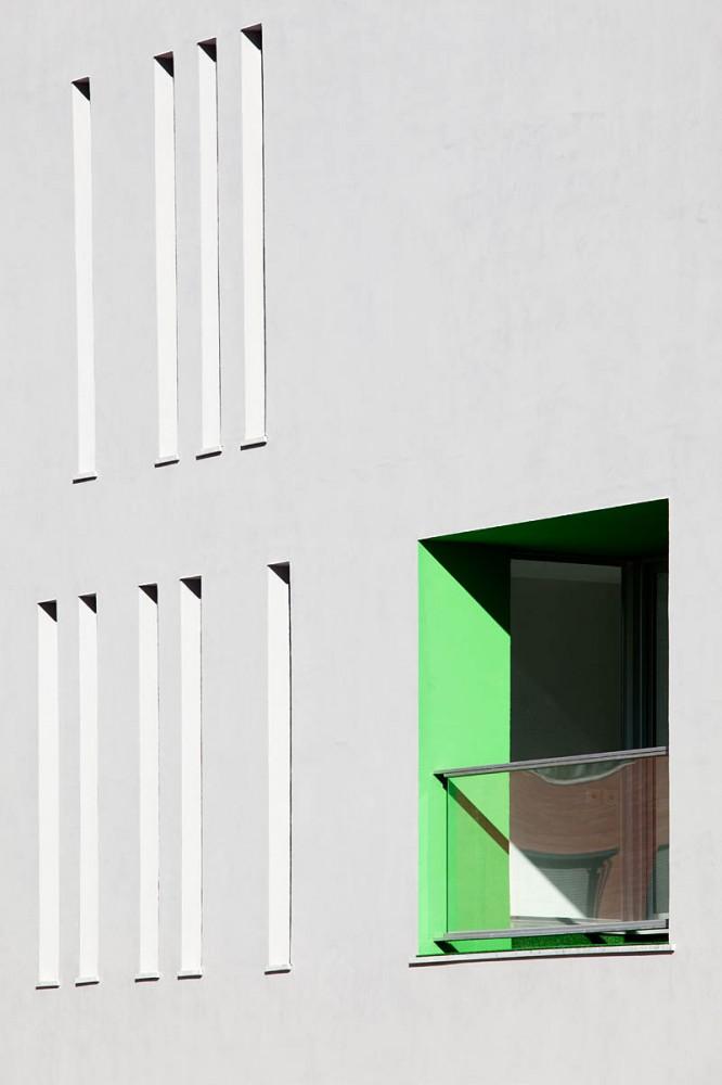 Edificio de Viviendas en Vallecas - Rueda Pizarro