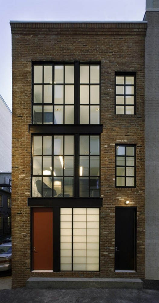 Town House - Robert Gurney Architect