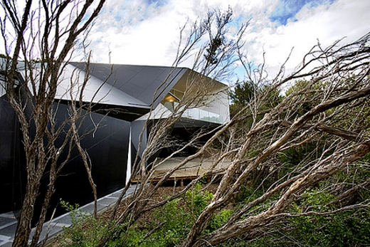 house,casa,Klein-Bottle-House,Mcbride-Charles-Ryan-Architects,decoracion, interiores