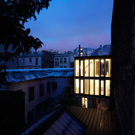 Heliotrope Raising - Bang Architectes