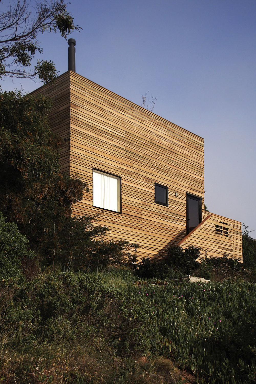 house,Metamorfosis 1 - José Ulloa Davet + Delphine Ding
