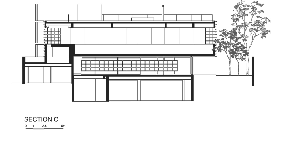 Casa Sumaré - Isay Weinfeld, arquitectura, casas