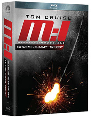 Mission impossible blu-ray trilogy