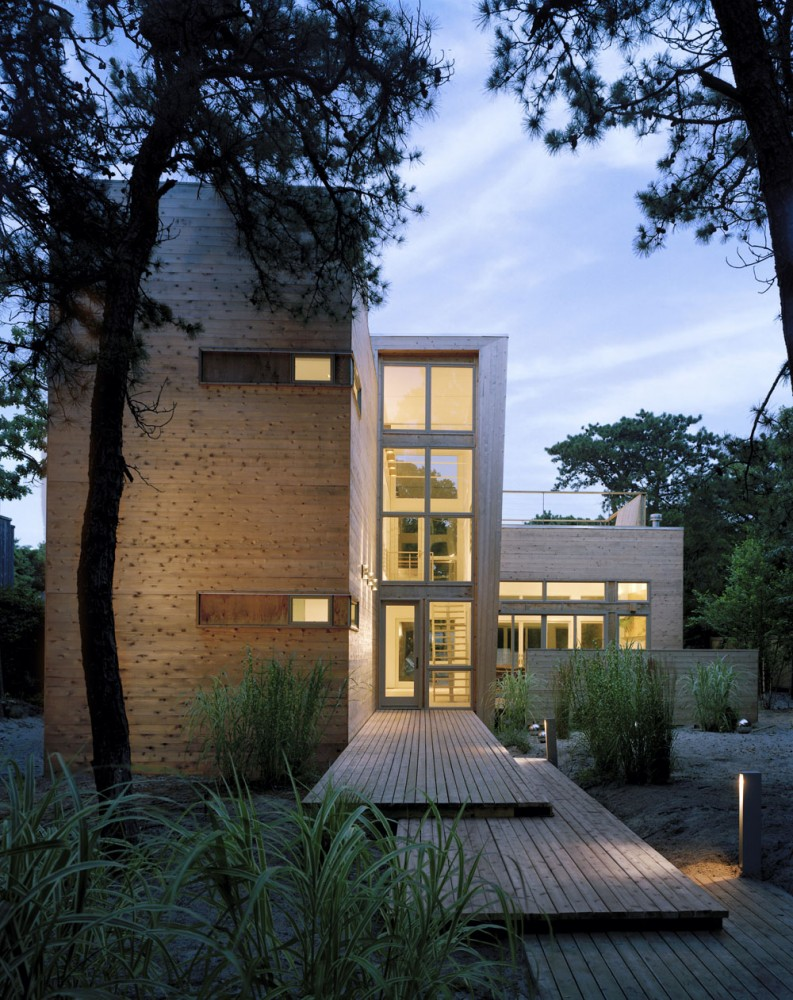 Casa en Fire Island - Studio 27 Architects