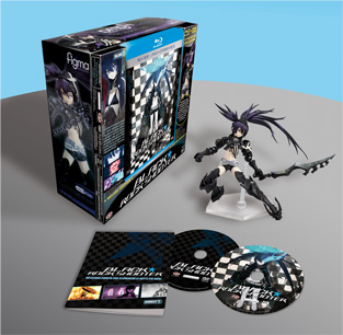 Black rock shooter limited edition