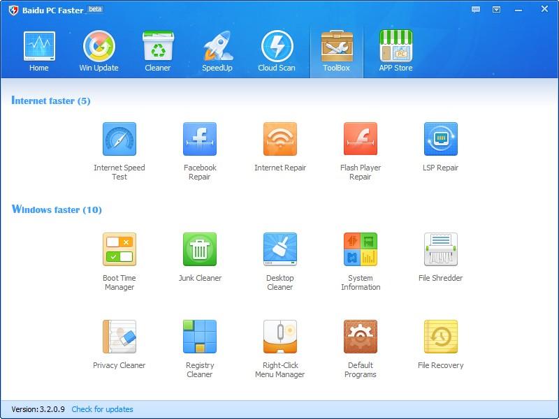 Baidu Tools