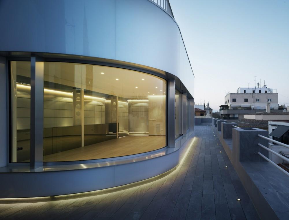 Renovación de un ático - Clavel Arquitectos