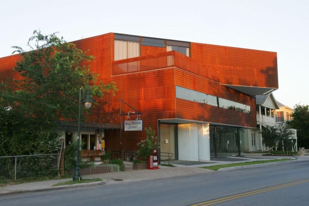 fachada, Bercy Chen Studio