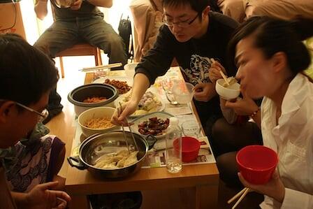 """週末""""誰來午餐""""聚會紀實…-三十而慄"""