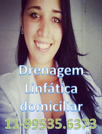 Ingrid Sold� Drenagem Linfatica domiciliar