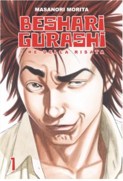Beshari Gurashi cover ita