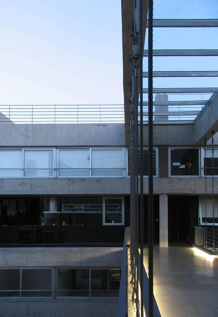Vivienda-Colectiva, Edificio-Clay, Dieguez-Fridman,arquitectura