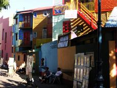 南米自由旅行