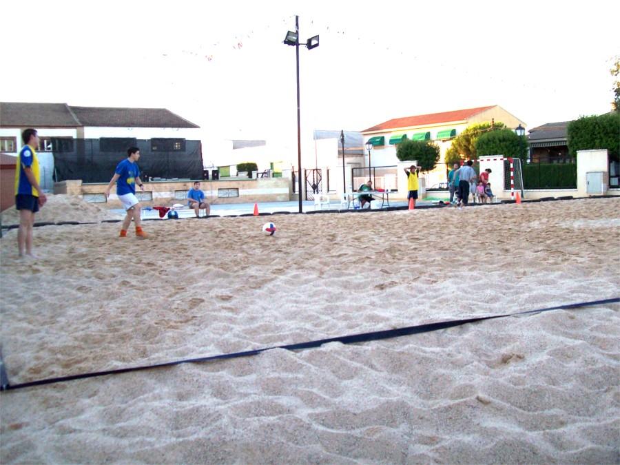 Jeyma Beach equipo de fútbol playa