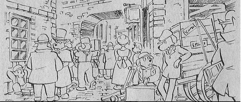 Fiuto di Sherlock holmes, ronin manga indizi lucca comics