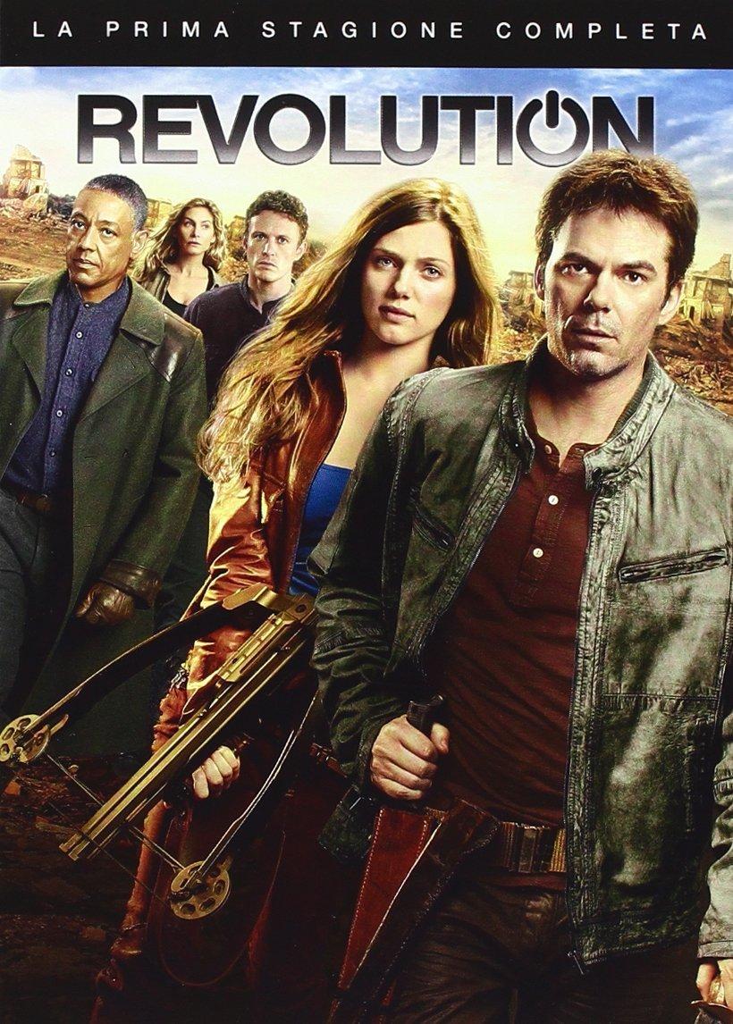 revolution la prima stagione completa