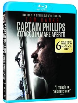 captain phillips attacco in mare aperto blu-ray