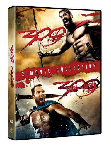 300 l'alba di un impero dvd box 300