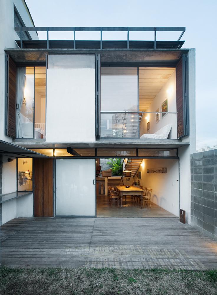 Casa Juranda - Apiacás Arquitetos