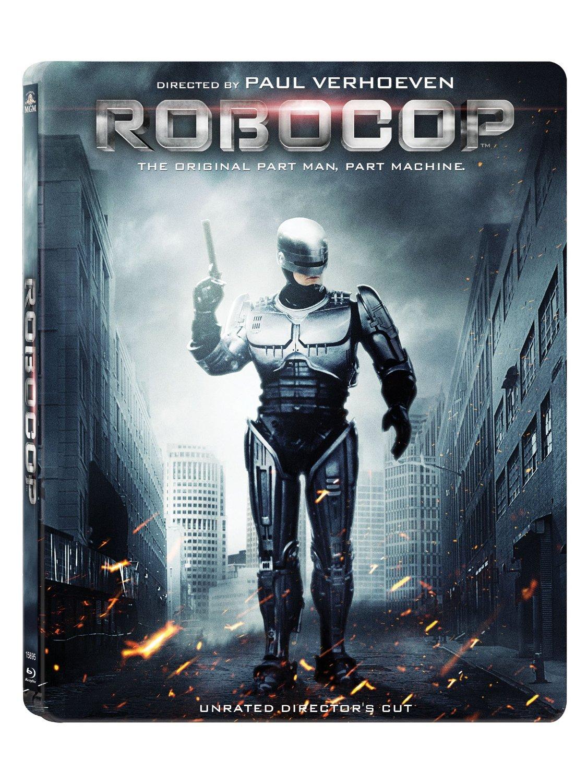robocop 4k steelbook limited