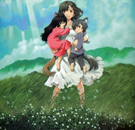 Wolf Children novel