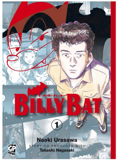 Billy Bat 1 Copertina Gp Publishing