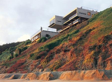 Casa 11 Mujeres - Mathias Klotz, arquitectura, casas-de-playa