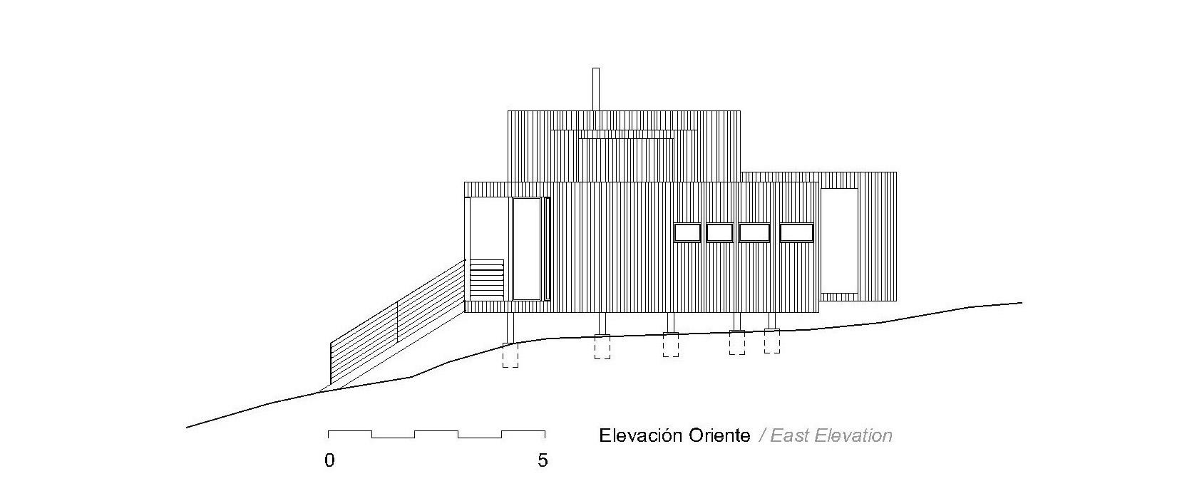 Casa Rodríguez Harvey - Nicolás Loi, Arquitectura, casas, diseño