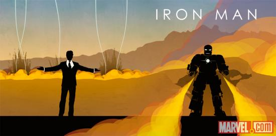 Iron Man limited Marvel cinematic universe